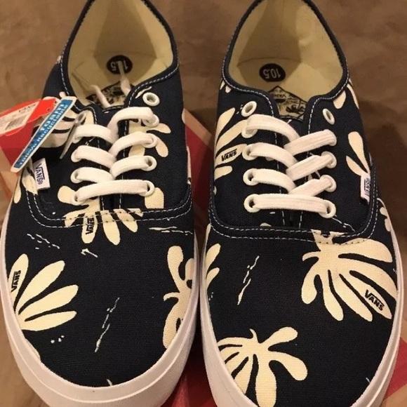 b140611eec New vans authentic sf Joel Tudor blue kelp shoes